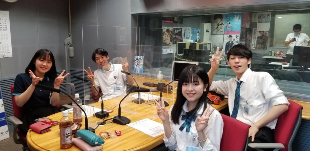 渡辺高等学院名古屋校 東海ラジオに出演!