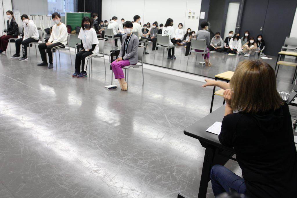 金谷かほりさんによる特別ガイダンス開催!
