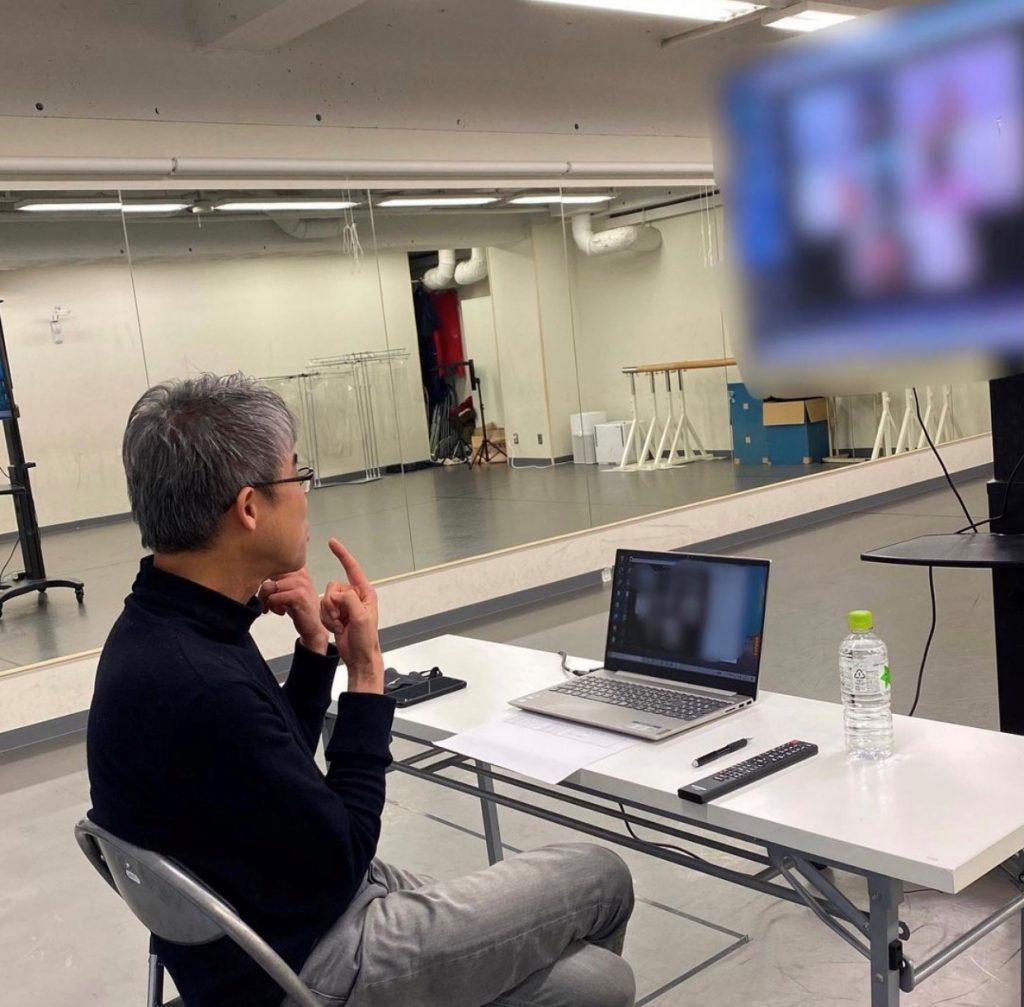 『ワタナベNオンラインハイスクール』演出家 板垣講師による体験レッスンを開催!