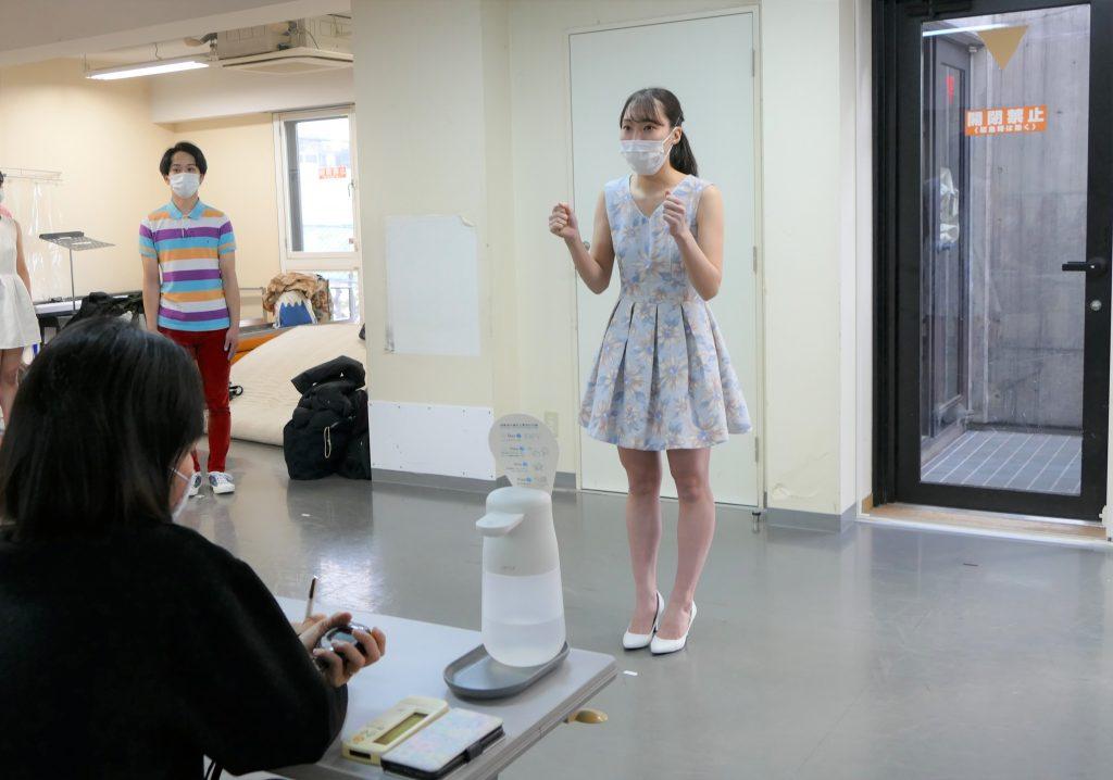 【デビューオーディション】リハーサル スタート!