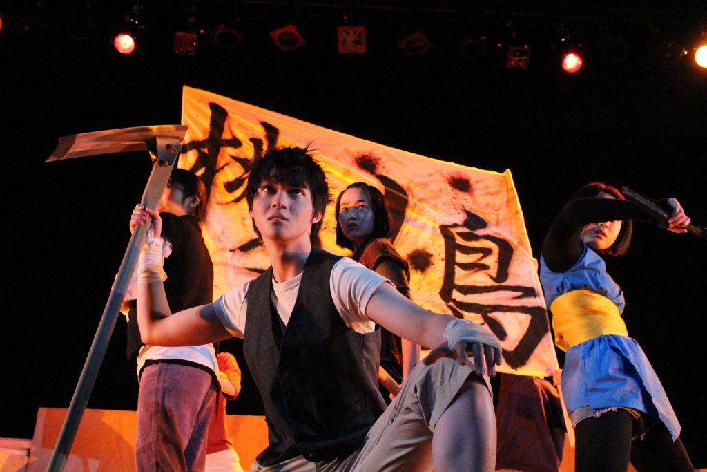 【渡辺高等学院】卒業公演が行われました!