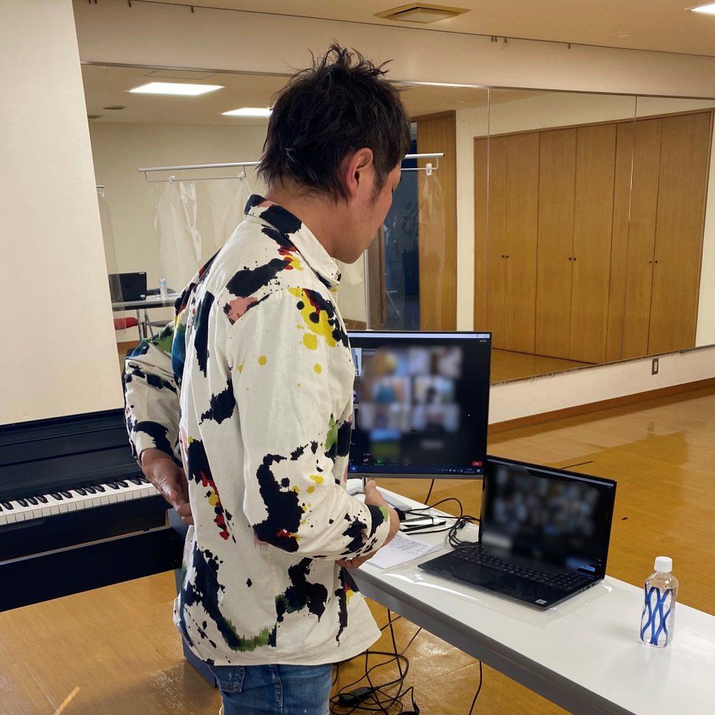 『ワタナベNオンラインハイスクール』ヴォーカルの体験レッスンを開催しました!