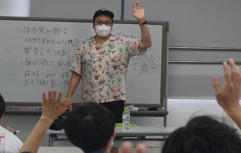 【潜入】ワタナベコメディスクール「ネタの作り方講座」の様子を大公開!