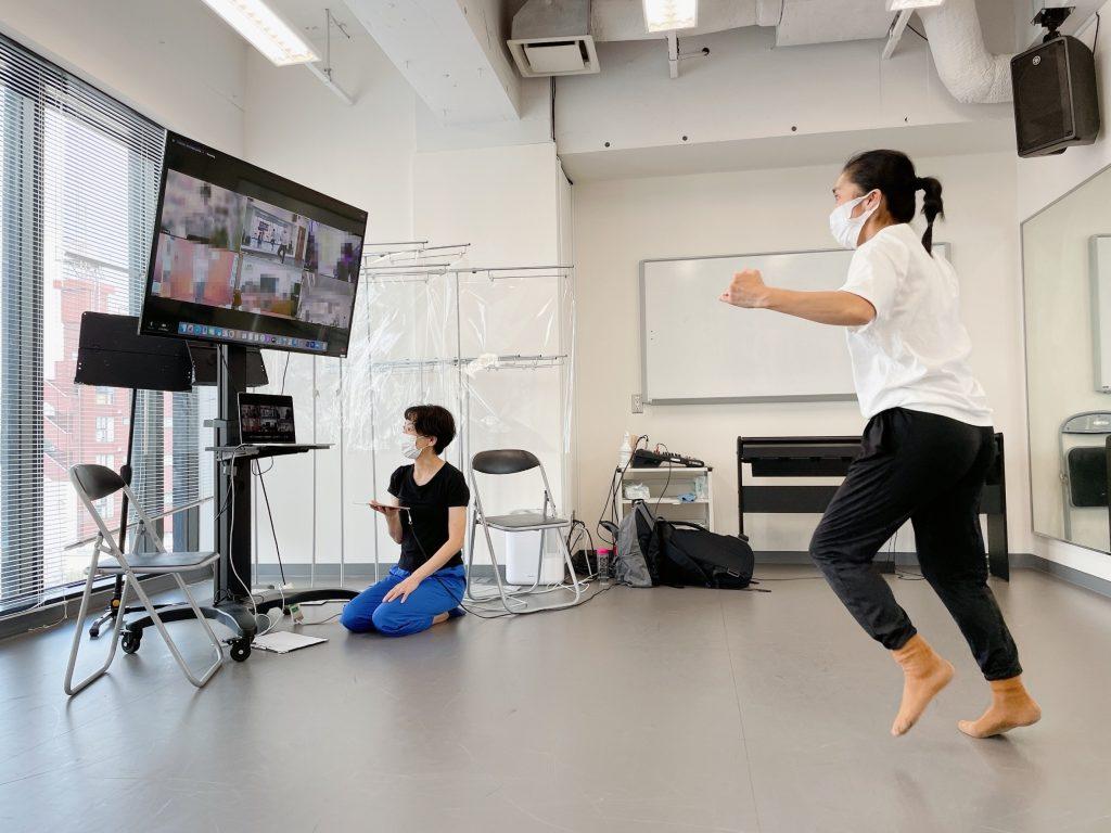 ワタナベNオンラインハイスクール ダンス体験レッスンを開催!